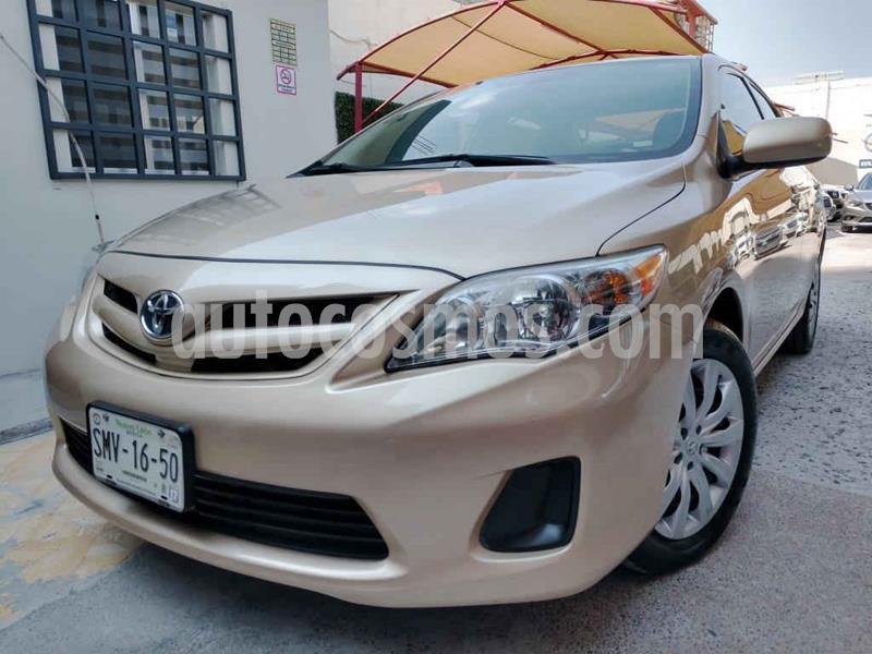 Toyota Corolla LE 1.8L Aut usado (2012) color Dorado precio $135,000