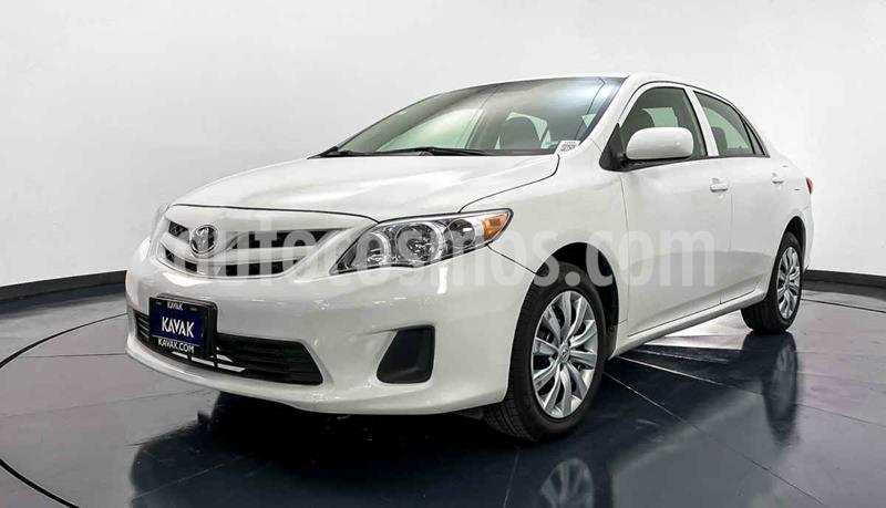 Toyota Corolla LE 1.8L Aut usado (2013) color Blanco precio $144,999