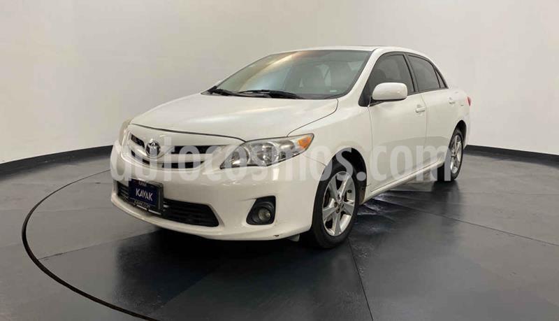 Toyota Corolla XLE 1.8L Aut QE usado (2012) color Blanco precio $147,999