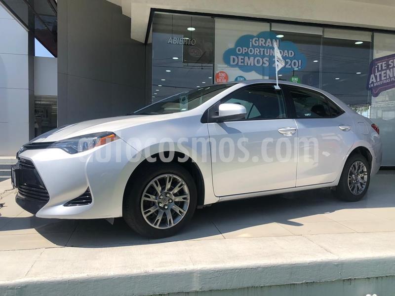 Toyota Corolla Base usado (2018) color Plata Dorado precio $222,000