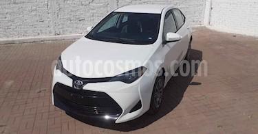 Toyota Corolla 4p Base L4/1.8 Aut usado (2019) color Blanco precio $249,900