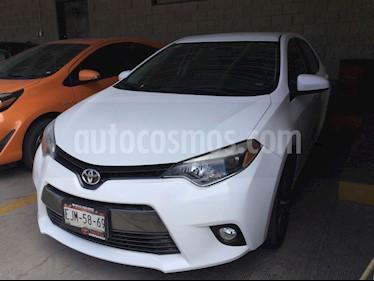 Toyota Corolla LE 1.8L usado (2016) color Blanco precio $228,000