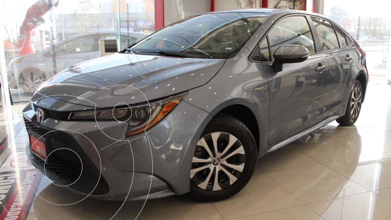 Foto Toyota Corolla Hybrid Aut usado (2021) color Gris precio $456,700