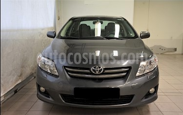 Toyota Corolla XLE 1.8L usado (2010) color Gris Oscuro precio $104,000