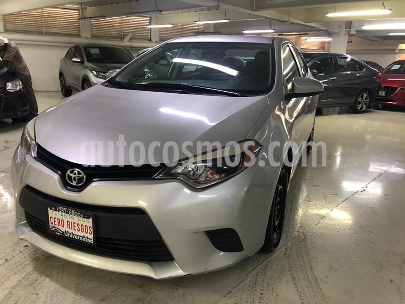 Toyota Corolla Base Aut usado (2015) color Blanco precio $189,100