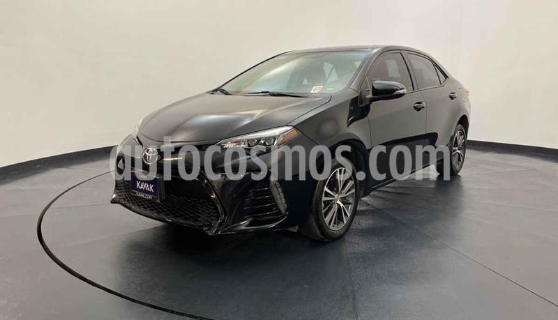 Toyota Corolla SE Plus Aut usado (2017) color Negro precio $262,999