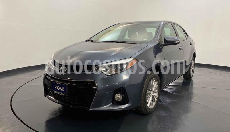Toyota Corolla Base Aut usado (2015) color Gris precio $209,999