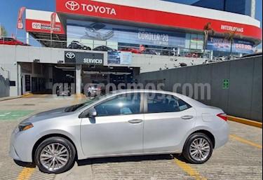 Toyota Corolla 4P LE L4/1.8 AUT usado (2015) color Plata precio $195,000