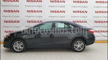 Toyota Corolla LE 1.8L Aut usado (2014) color Negro precio $169,000