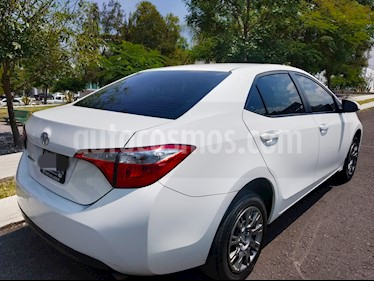 Foto Toyota Corolla Base usado (2015) color Blanco precio $179,000