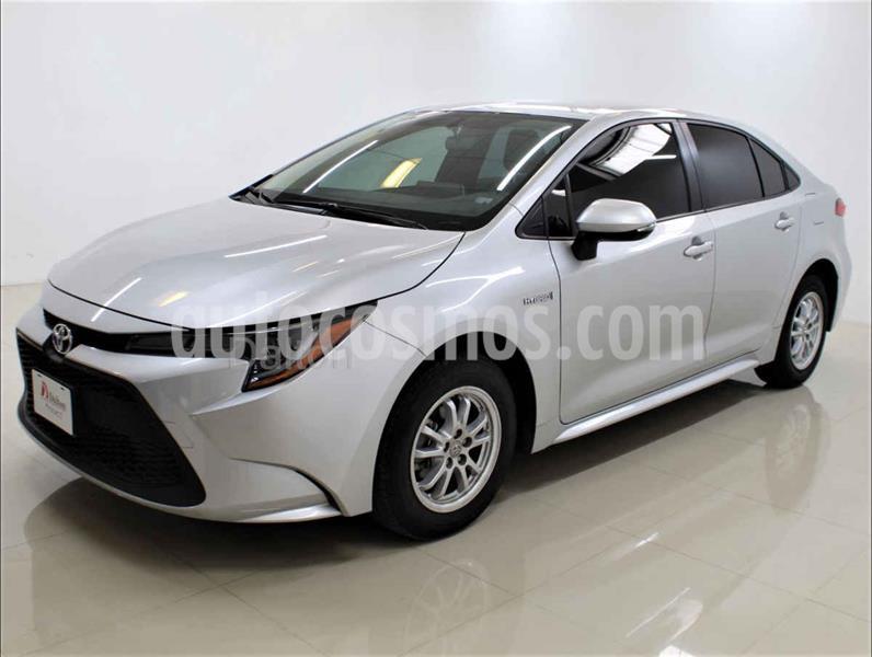 Toyota Corolla Hybrid Aut usado (2020) color Dorado precio $379,000