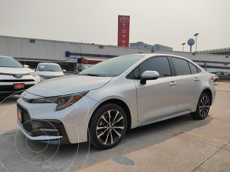 Foto Toyota Corolla SE Aut usado (2020) color Plata precio $369,000