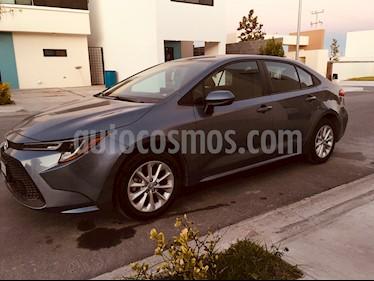 Toyota Corolla LE 1.8L Aut usado (2020) color Gris precio $320,000