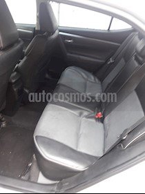 Toyota Corolla S 1.8L  usado (2015) color Plata Metalizado precio $150,000