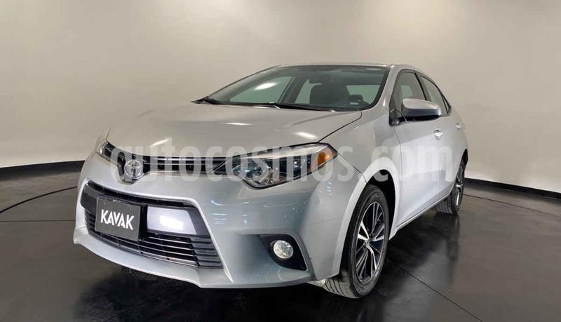 Toyota Corolla LE 1.8L Aut usado (2016) color Gris precio $217,999