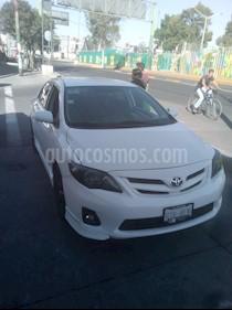 Toyota Corolla XRS 2.4L usado (2013) color Blanco precio $115,000