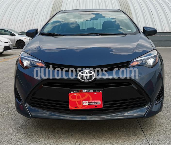foto Toyota Corolla Base usado (2019) color Gris Metálico precio $239,000