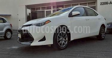 Toyota Corolla 4p Base L4/1.8 Aut usado (2019) color Blanco precio $229,900