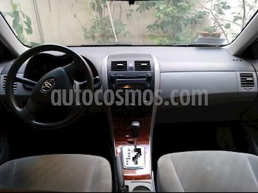 Toyota Corolla XLE 1.8L Aut usado (2009) color Blanco precio $97,500