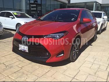 Toyota Corolla LE 1.8L Aut usado (2017) color Rojo precio $260,000