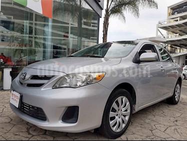 Foto Toyota Corolla LE 1.8L usado (2013) color Plata precio $165,000
