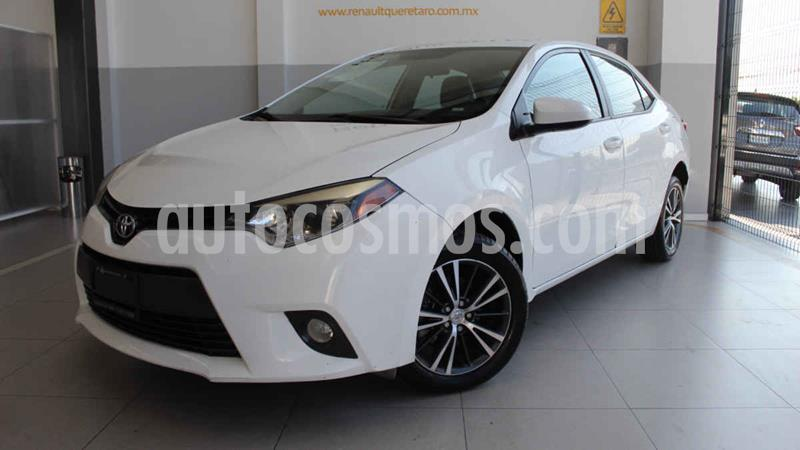 Toyota Corolla LE 1.8L Aut usado (2016) color Blanco precio $190,000
