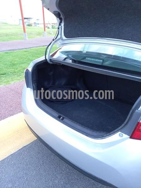 Toyota Corolla S Aut usado (2015) color Plata precio $225,000