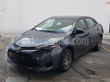 Foto Toyota Corolla Base usado (2017) color Gris precio $215,000