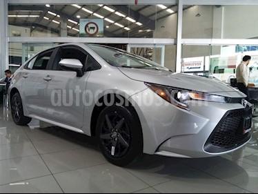 Toyota Corolla Base Aut usado (2020) color Plata precio $315,000