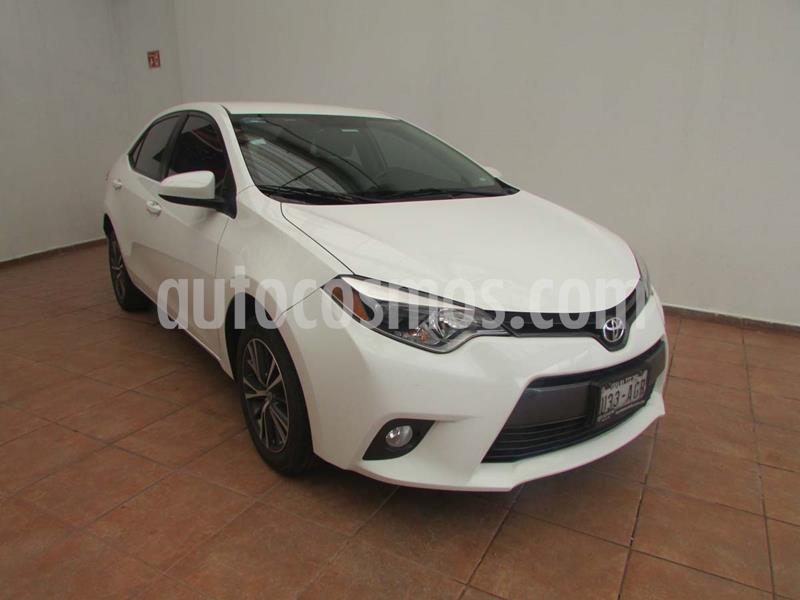 Toyota Corolla LE Aut usado (2016) color Blanco precio $225,000