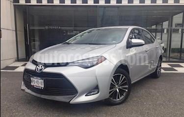 Toyota Corolla 4P LE TA A/AC. BL F. NIEBLA RA-16 usado (2017) color Plata precio $230,000