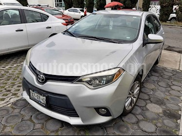 Foto Toyota Corolla LE 1.8L Aut usado (2014) color Plata precio $198,000