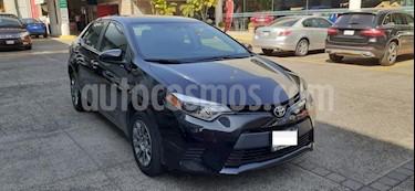 Toyota Corolla 4P C TM6 BL R-16 usado (2015) color Negro precio $189,000