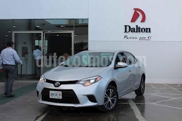 Foto Toyota Corolla Base Aut usado (2016) color Plata precio $209,000