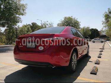 Toyota Corolla S Aut usado (2014) color Rojo precio $178,500