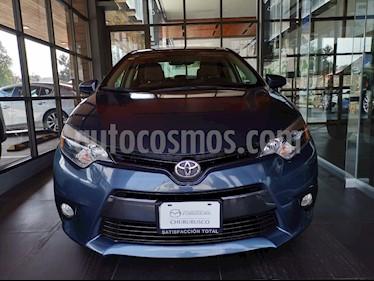 Toyota Corolla LE 1.8L Aut usado (2016) color Azul precio $189,000