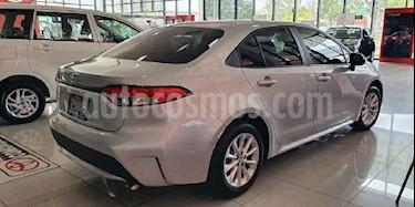 Toyota Corolla 4p LE L4/1.8 Aut usado (2020) color Plata precio $363,900