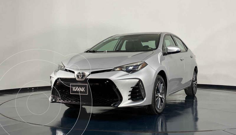 Foto Toyota Corolla Base Aut usado (2017) color Plata precio $269,999
