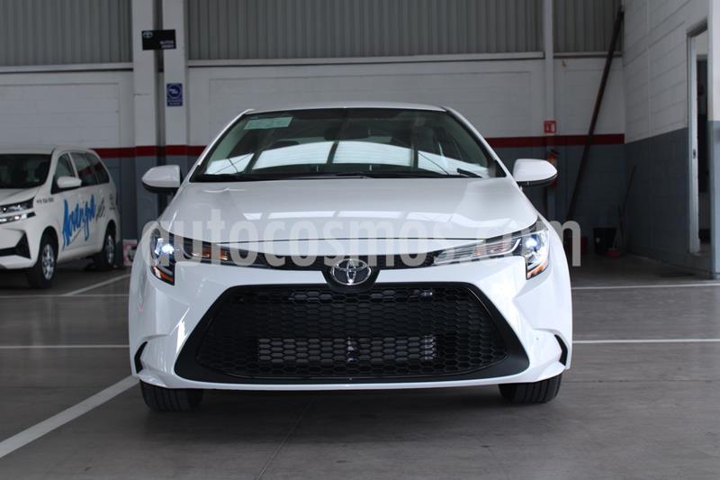 Toyota Corolla LE 1.8L usado (2020) color Blanco precio $348,900