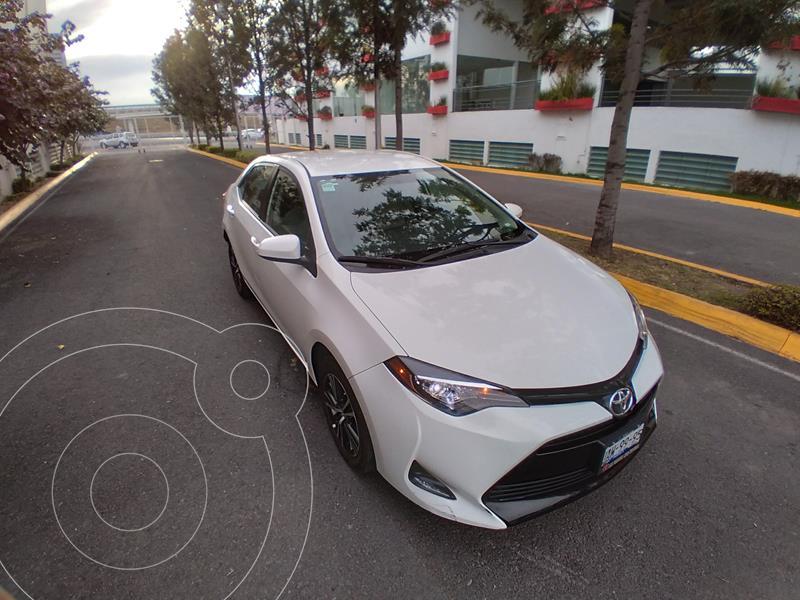 Toyota Corolla LE Aut usado (2017) color Blanco precio $215,000
