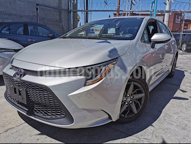 Toyota Corolla Base usado (2020) color Plata precio $285,000