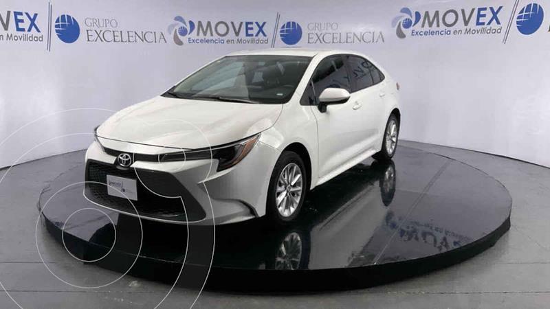 Foto Toyota Corolla LE 1.8L Aut usado (2020) color Blanco precio $335,000