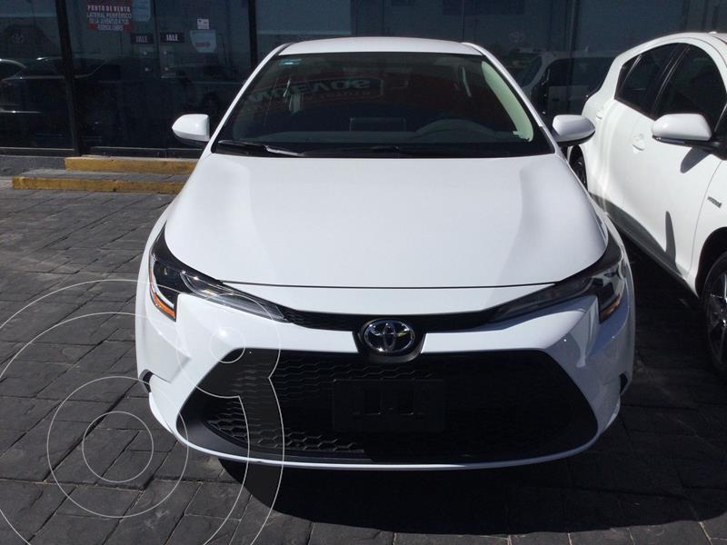 Foto Toyota Corolla LE Aut usado (2021) color Blanco precio $370,000