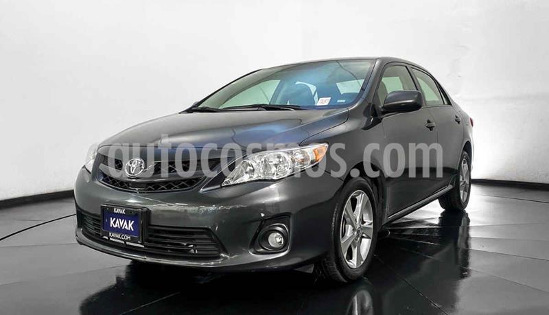 Toyota Corolla XLE 1.8L Aut usado (2012) color Negro precio $147,999