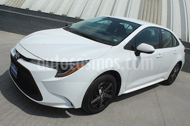 Toyota Corolla Base Aut usado (2020) color Blanco precio $314,740