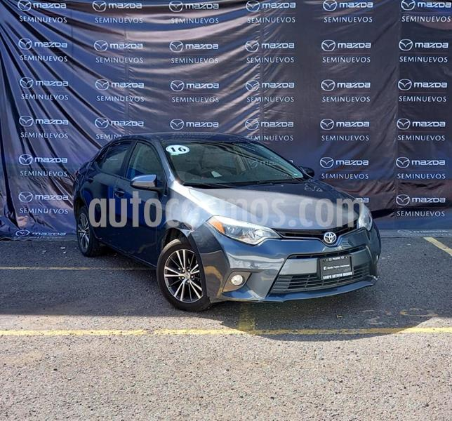 Toyota Corolla LE Aut usado (2016) color Gris precio $175,000