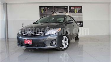 Foto Toyota Corolla XLE 1.8L Aut usado (2013) color Gris precio $160,000