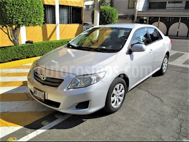 foto Toyota Corolla CE 1.8L usado (2009) color Gris precio $109,900