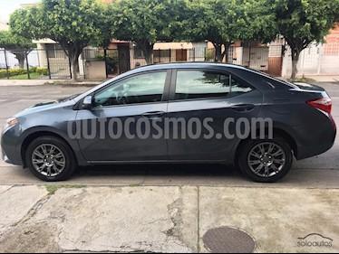 Toyota Corolla Base Aut usado (2014) color Gris Metalico precio $172,000