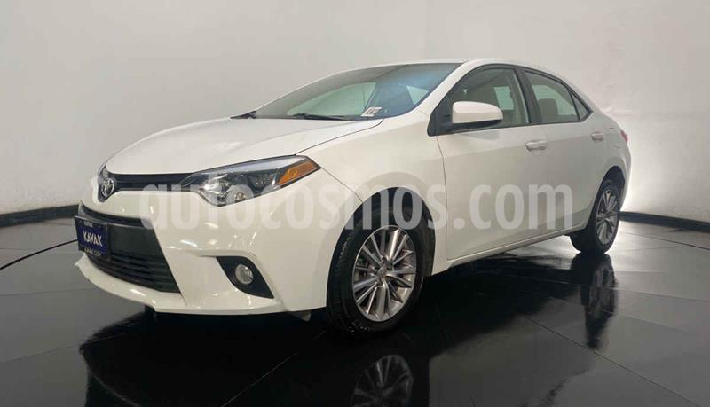 Toyota Corolla LE 1.8L Aut usado (2014) color Blanco precio $187,999